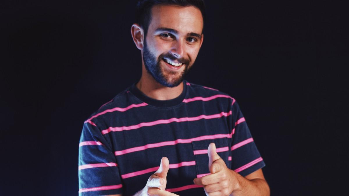 5 questions with Cincinnati comedian ZachWycuff