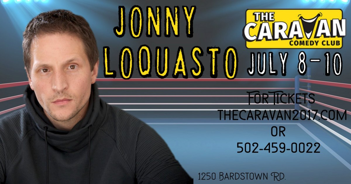 The SUPERLIST of Louisville comedy updated July7