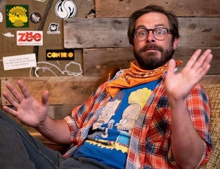 5 questions with comic and Louisville native DannyMaupin