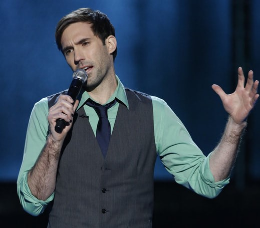 5 questions with comic Michael Palascak, who will be performing in Louisville thisweek